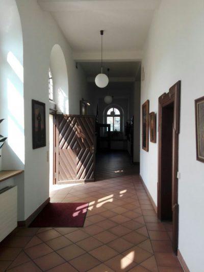 Klostereingang, Tag der offenen Klöster